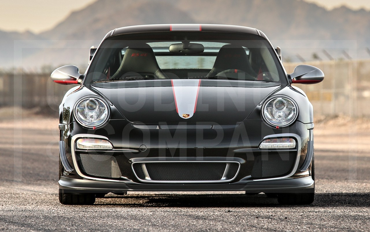 Porsche 911 997 GT3 RS 4.0 auction (3)