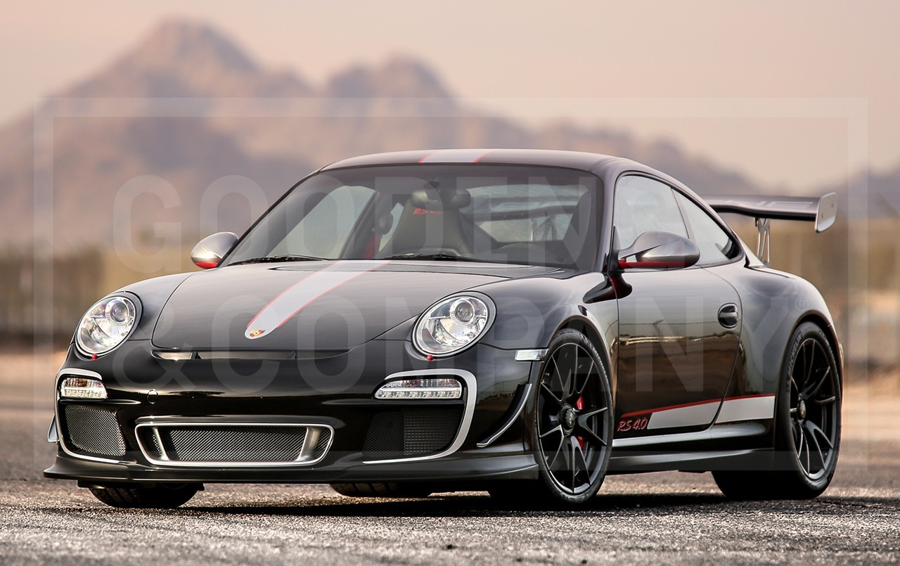 Porsche 911 997 GT3 RS 4.0 auction (5)