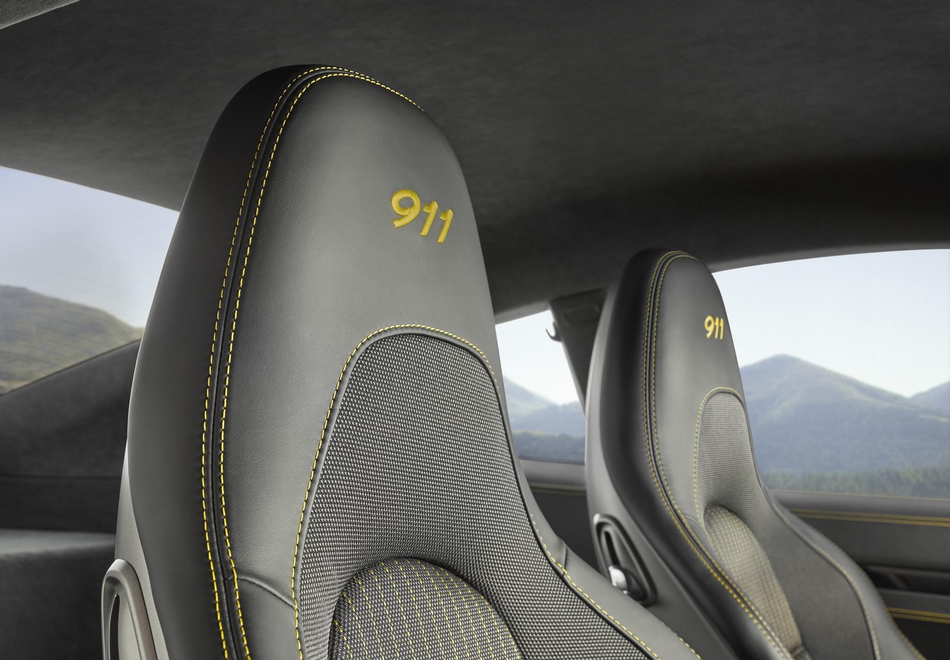 Porsche 911 Carrera T 2018 (11)
