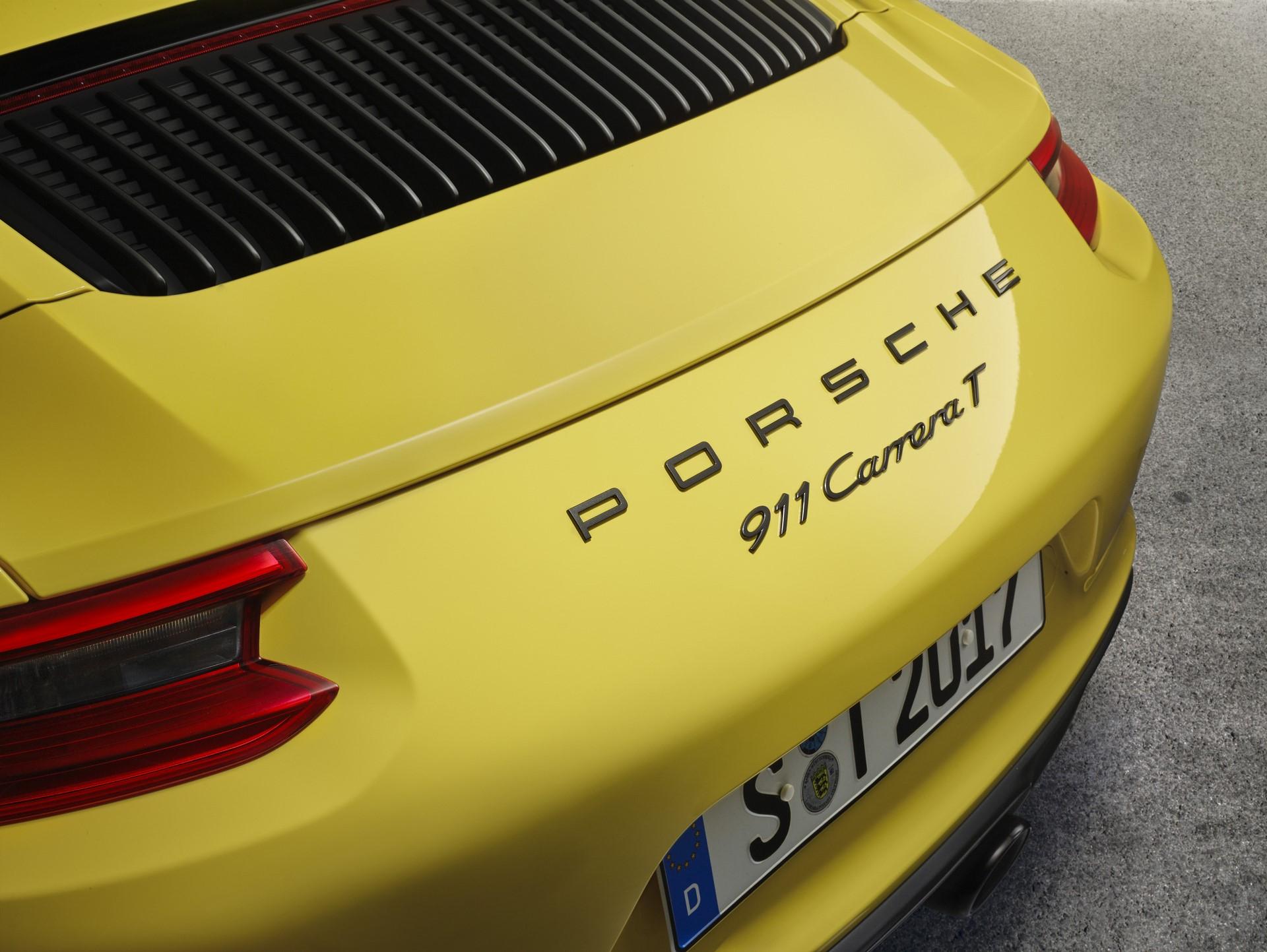 Porsche 911 Carrera T 2018 (13)