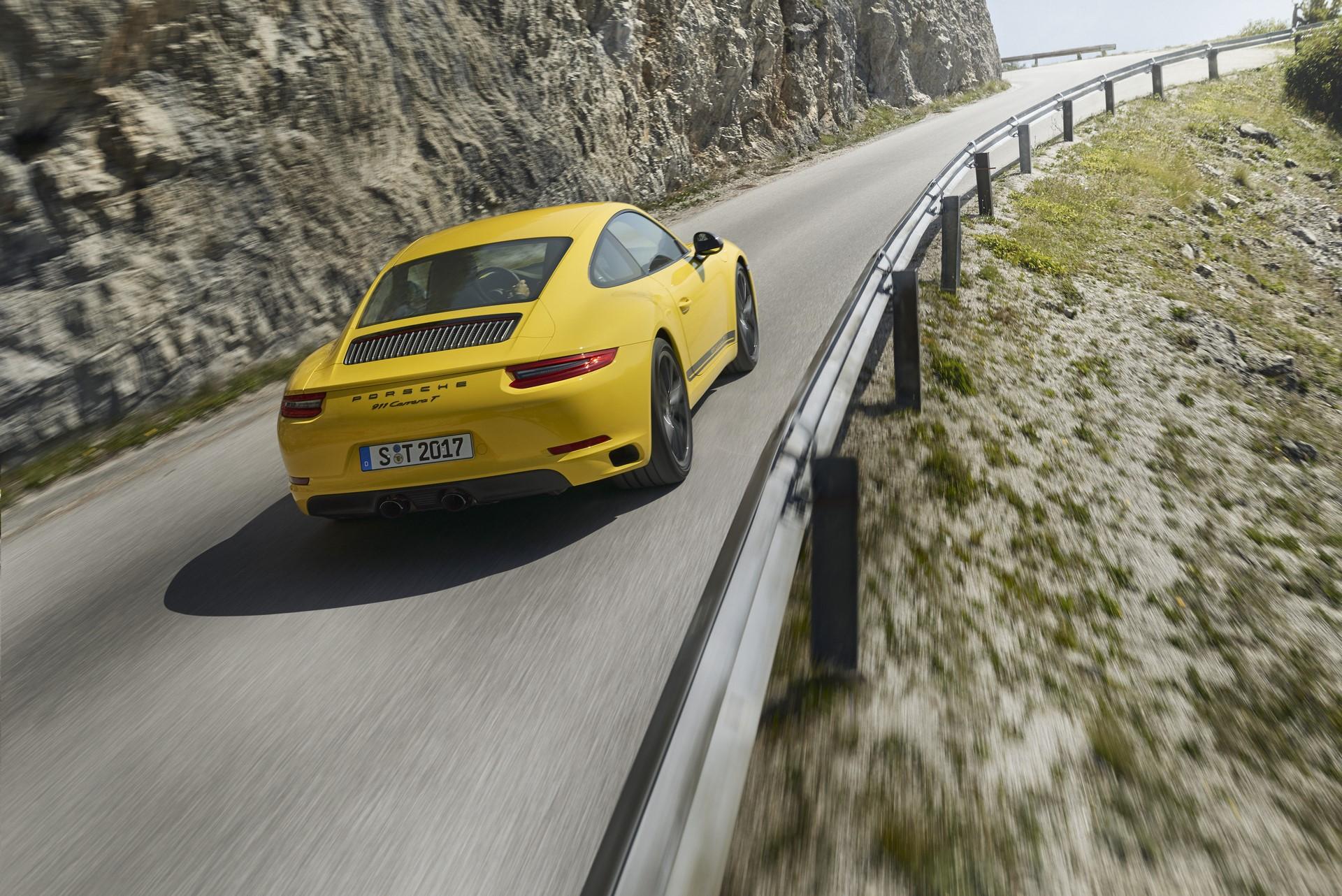 Porsche 911 Carrera T 2018 (3)