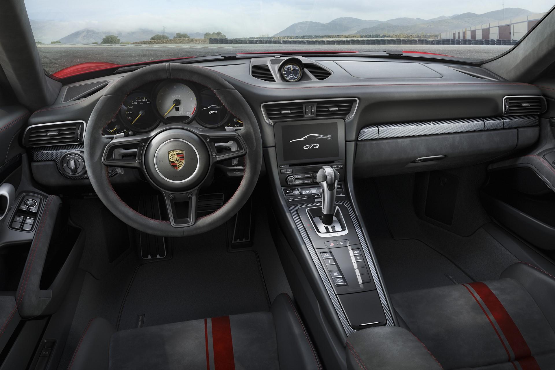 Porsche 911 GT3 facelift 2018 (6)