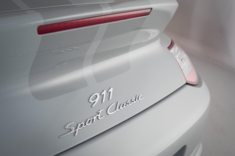 Porsche 911 Sport Classic 2010 for sale (10)