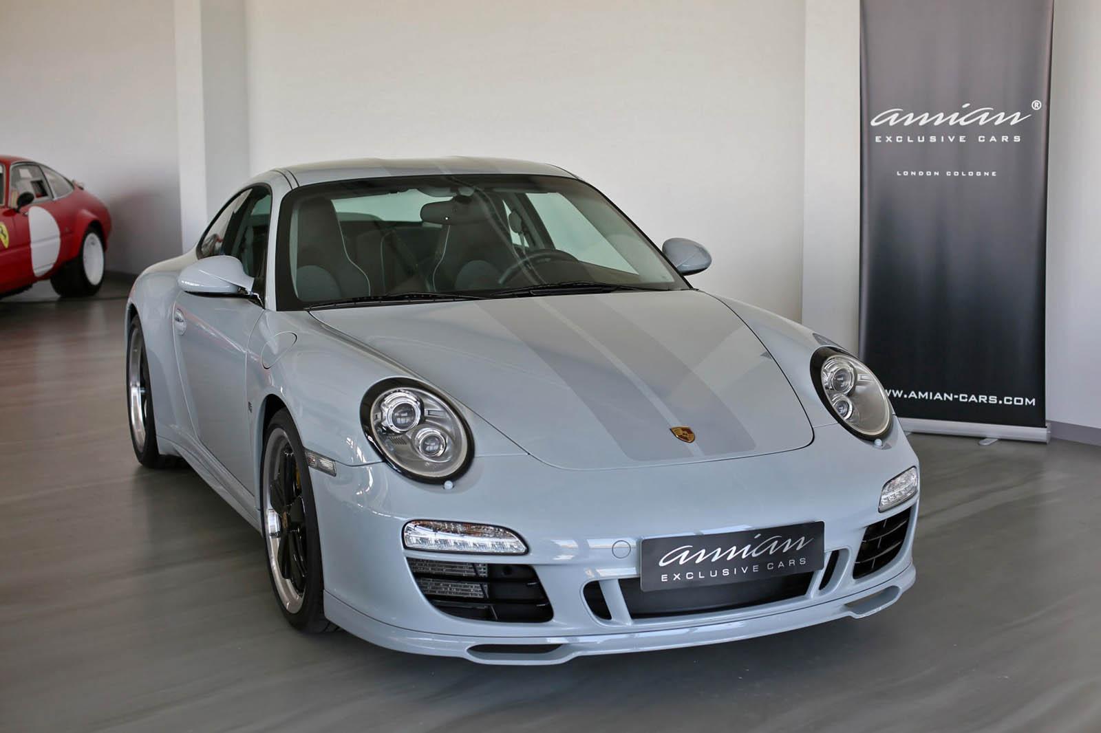 Porsche 911 Sport Classic for sale (1)