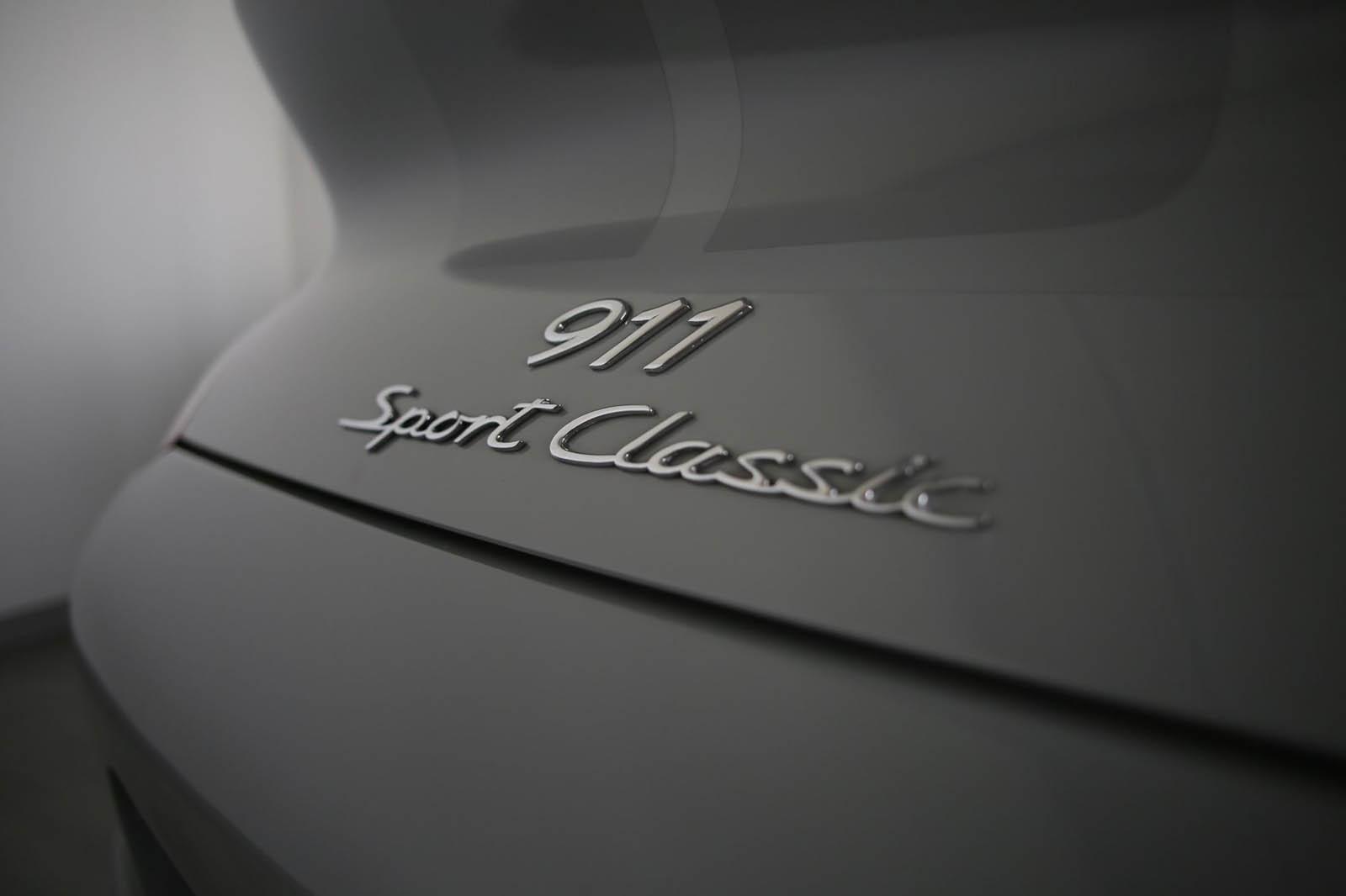 Porsche 911 Sport Classic for sale (11)