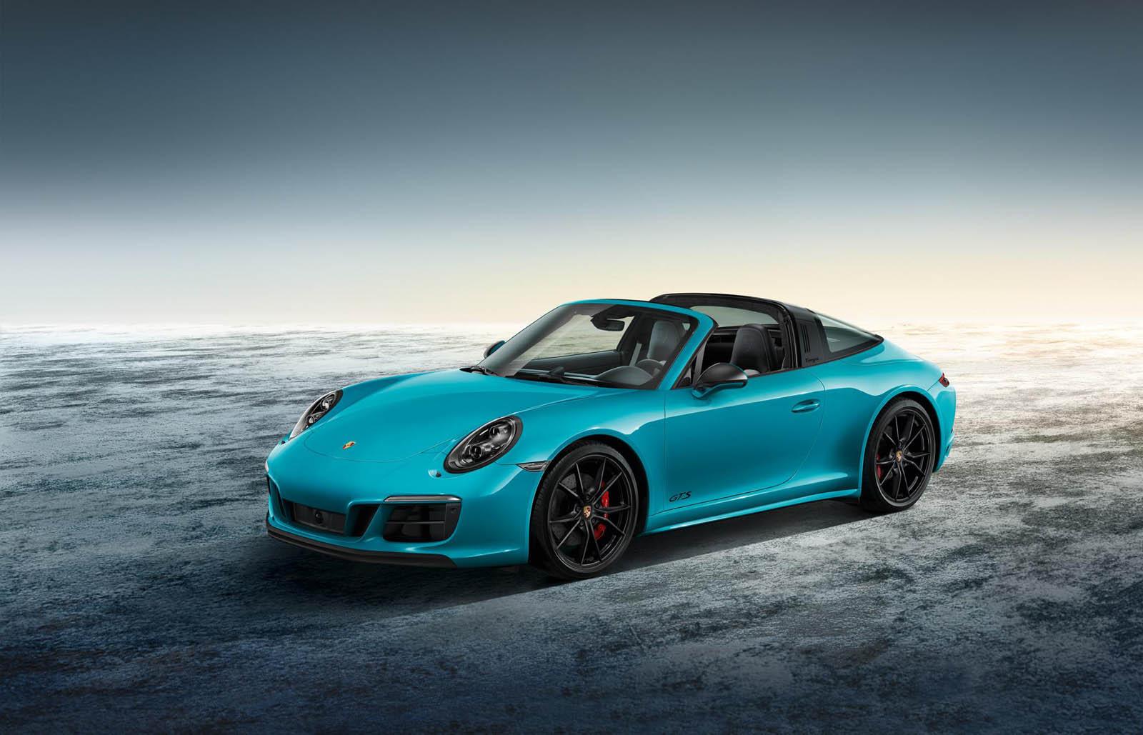 Porsche 911 Targa 4 GTS SportDesign (1)