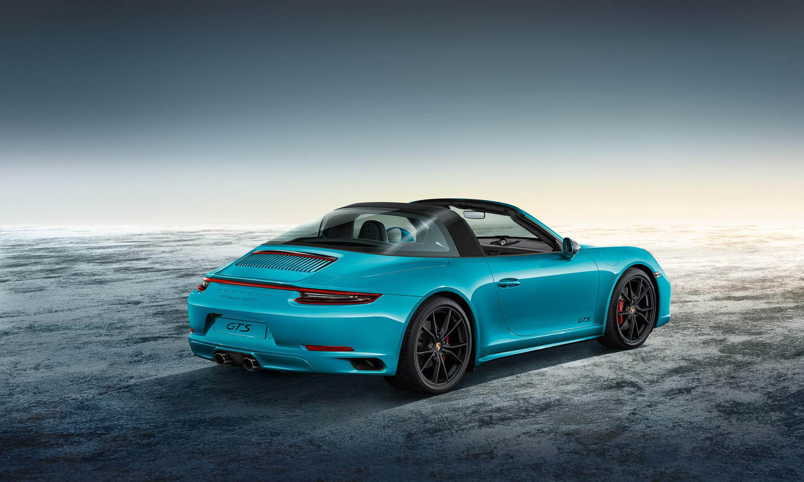 porsche 911 targa 4 gts sportdesign by porsche exclusive. Black Bedroom Furniture Sets. Home Design Ideas