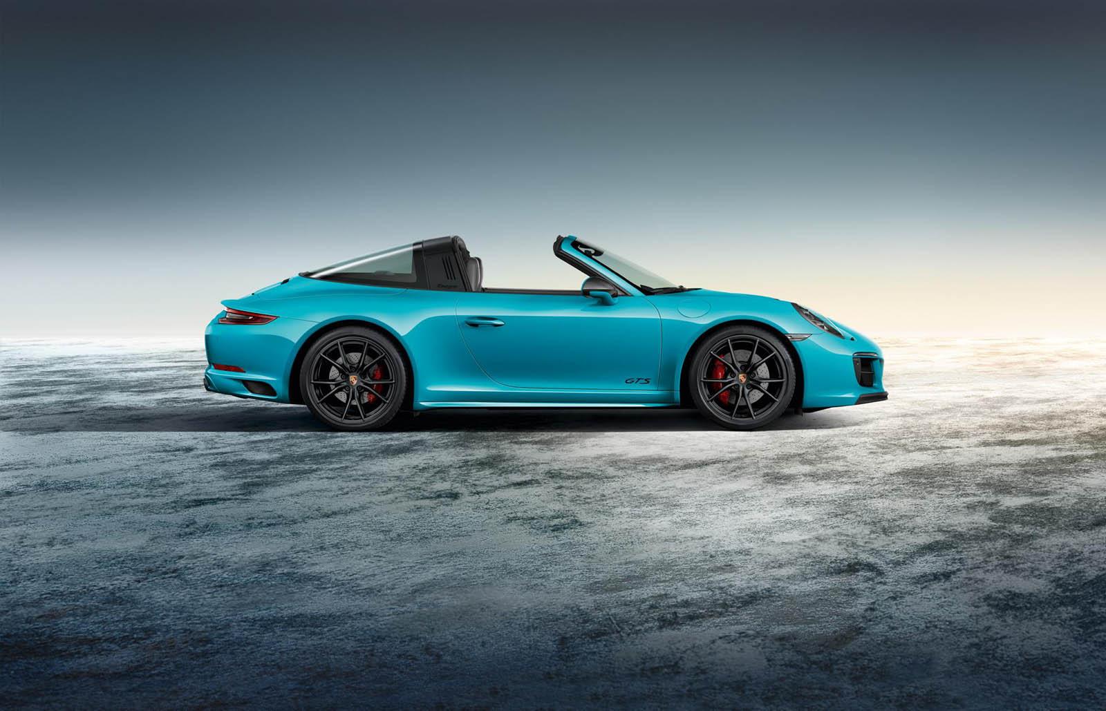 Porsche 911 Targa 4 GTS SportDesign (3)