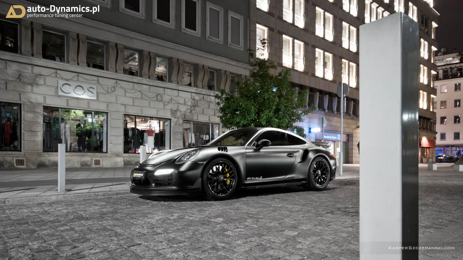 Porsche 911 Turbo S by Auto-Dynamics (1)