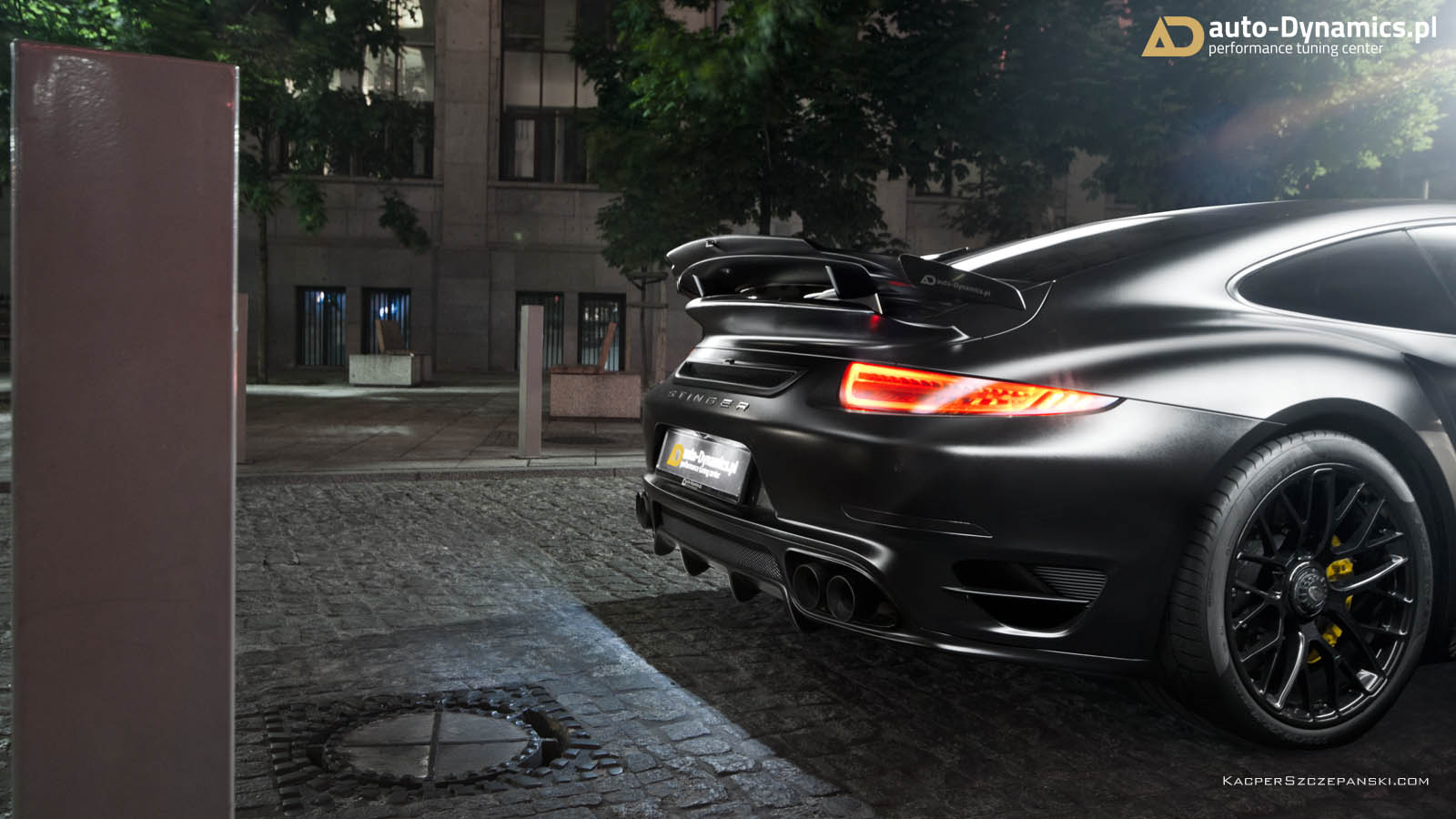 Porsche 911 Turbo S by Auto-Dynamics (13)