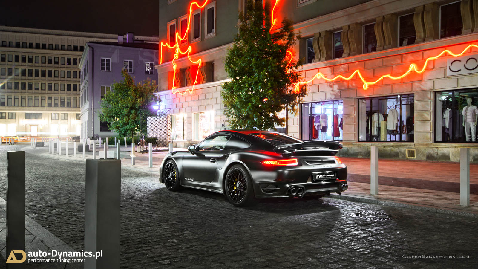 Porsche 911 Turbo S by Auto-Dynamics (2)