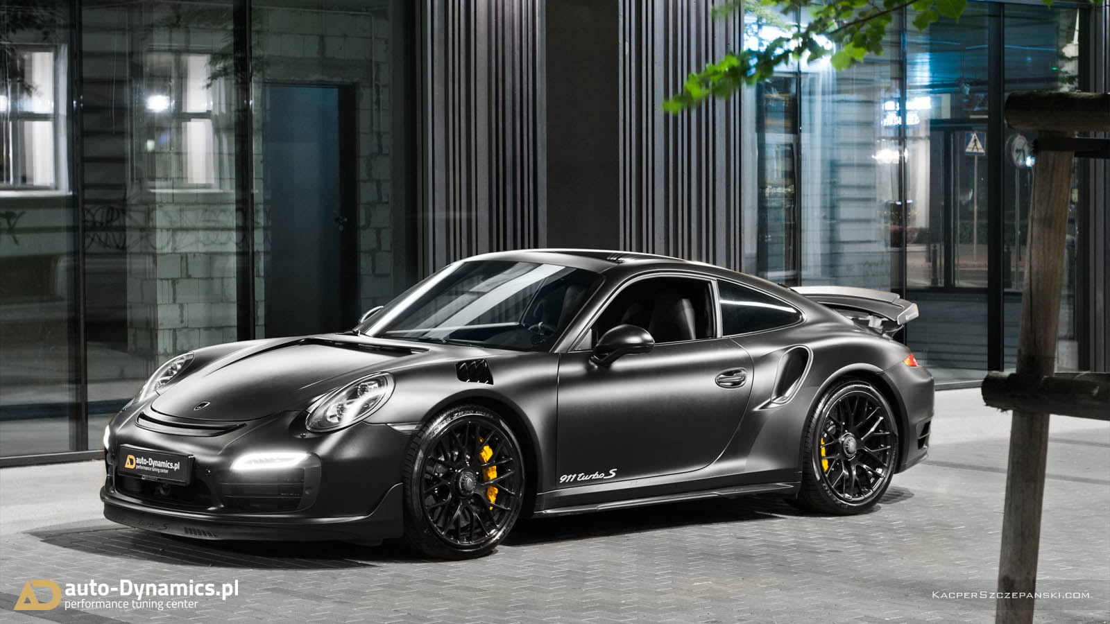 Porsche 911 Turbo S by Auto-Dynamics (7)