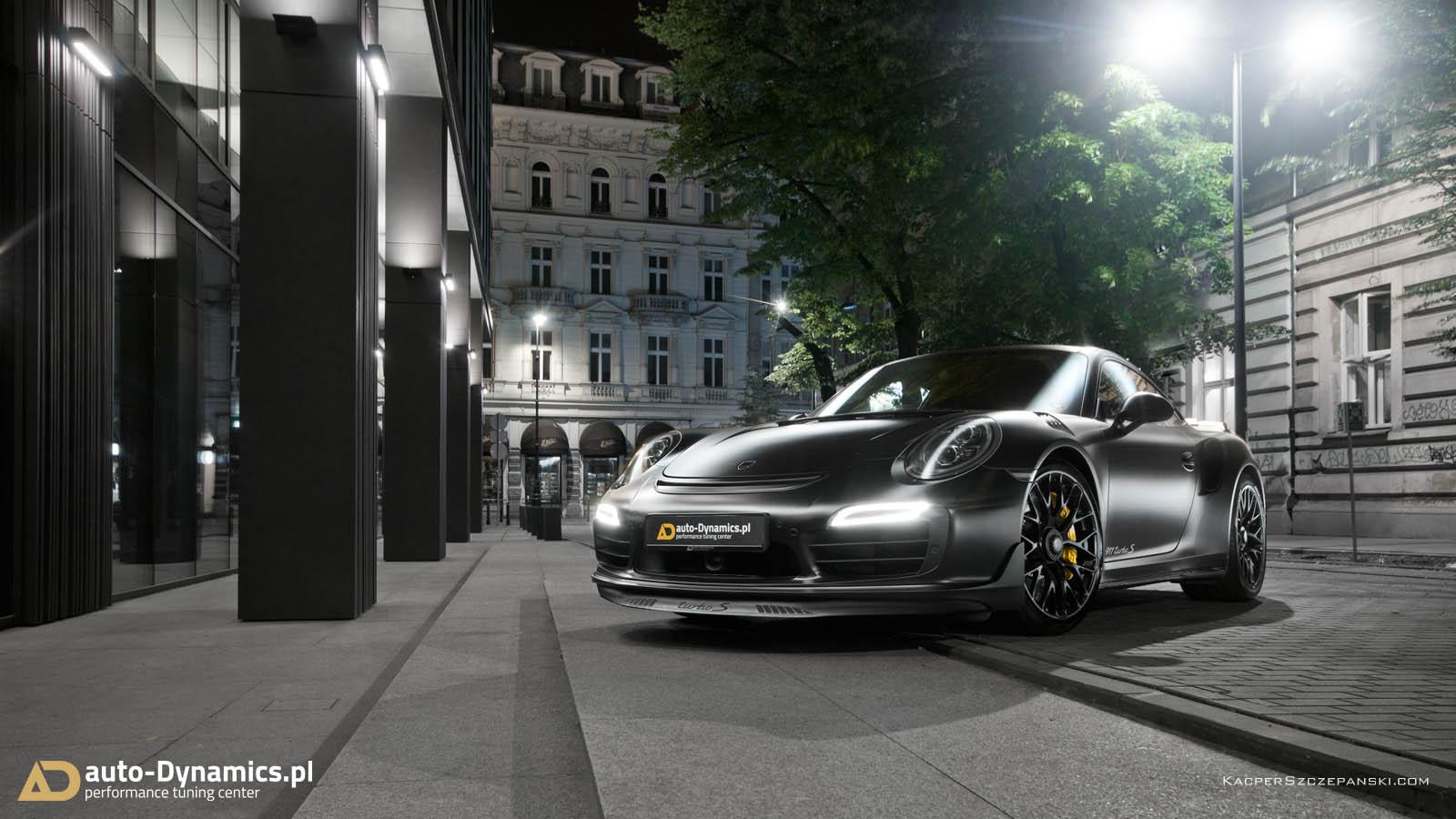 Porsche 911 Turbo S by Auto-Dynamics (9)