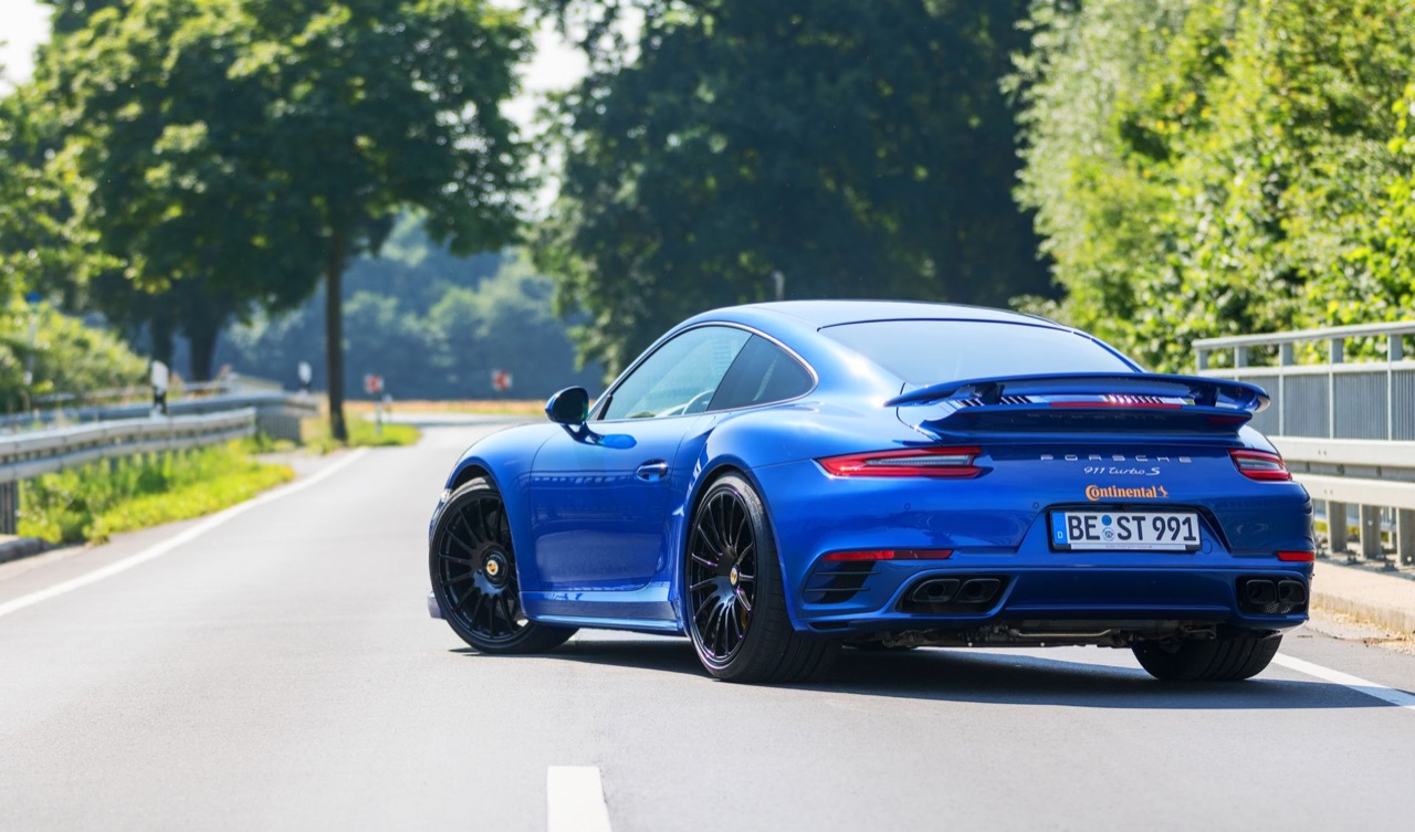 Porsche 911 Turbo S by Edo Competition (2)