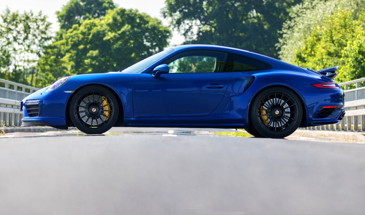 Porsche 911 Turbo S by Edo Competition (3)