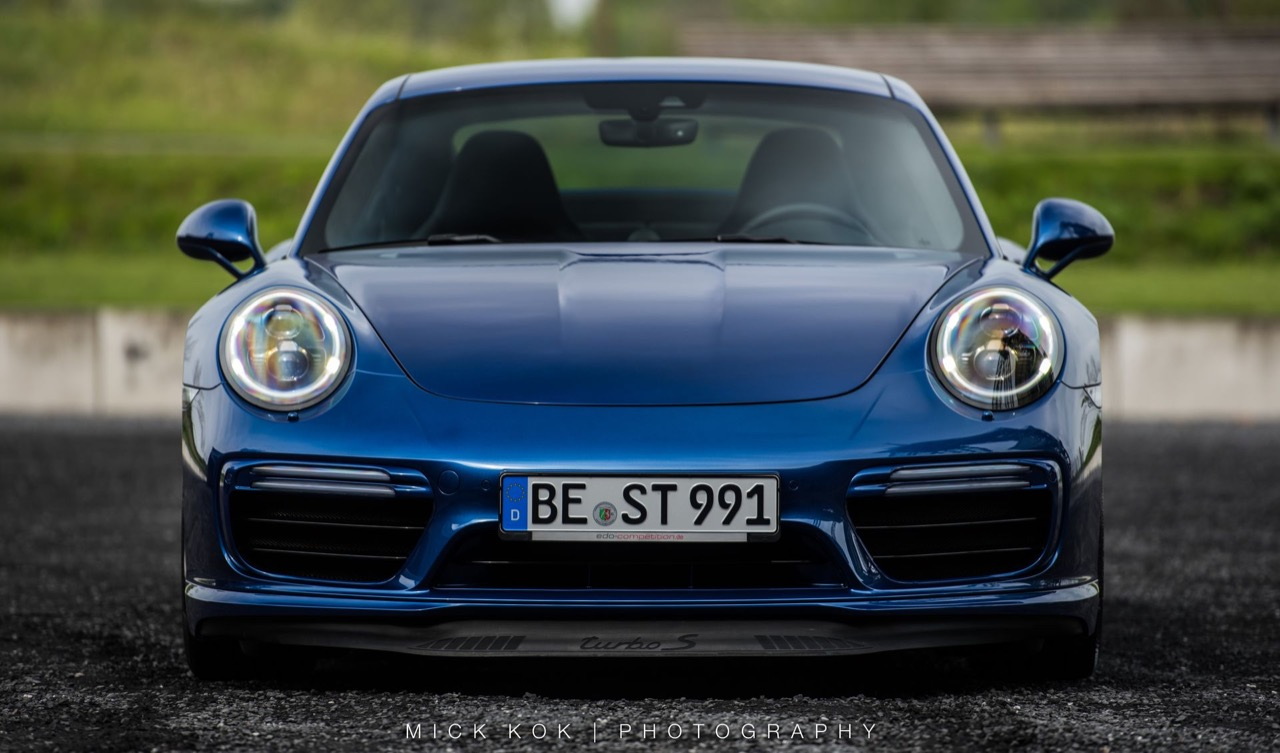 Porsche 911 Turbo S by Edo Competition (5)