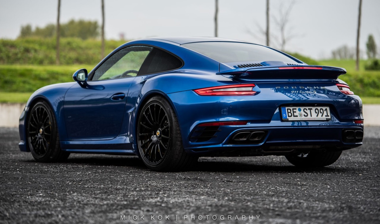Porsche 911 Turbo S by Edo Competition (6)