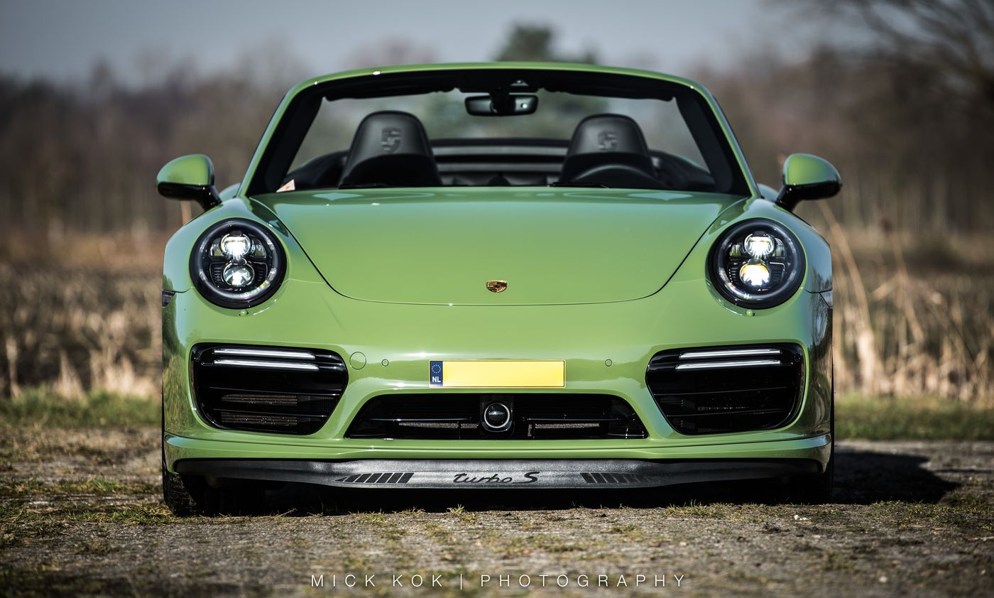 Porsche 911 Turbo S Cabriolet By Edo Competition (3)