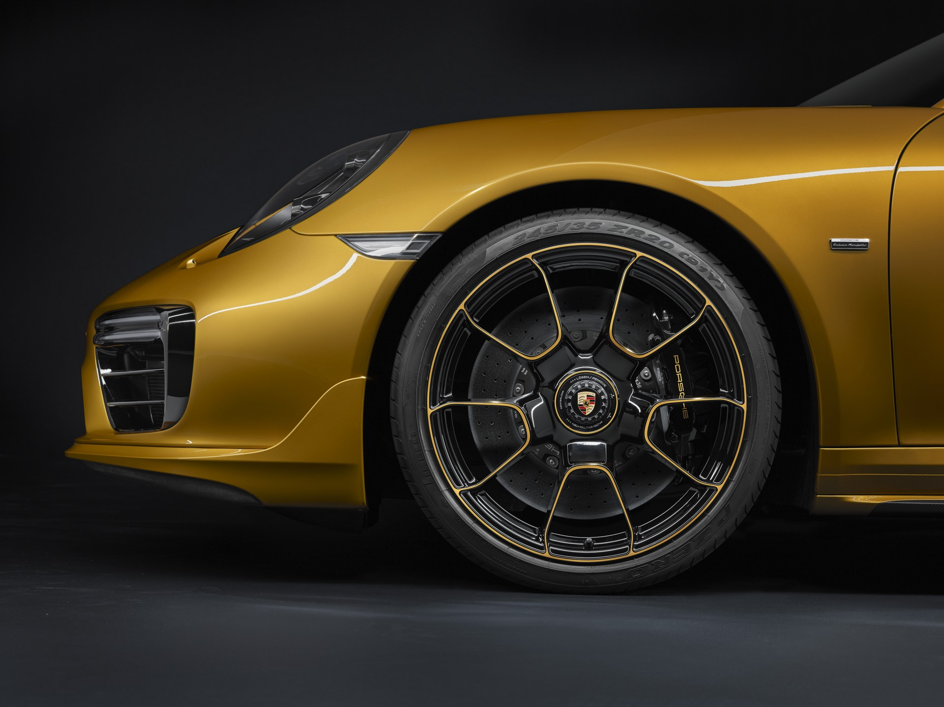 Porsche 911 Turbo S Exclusive Series (10)