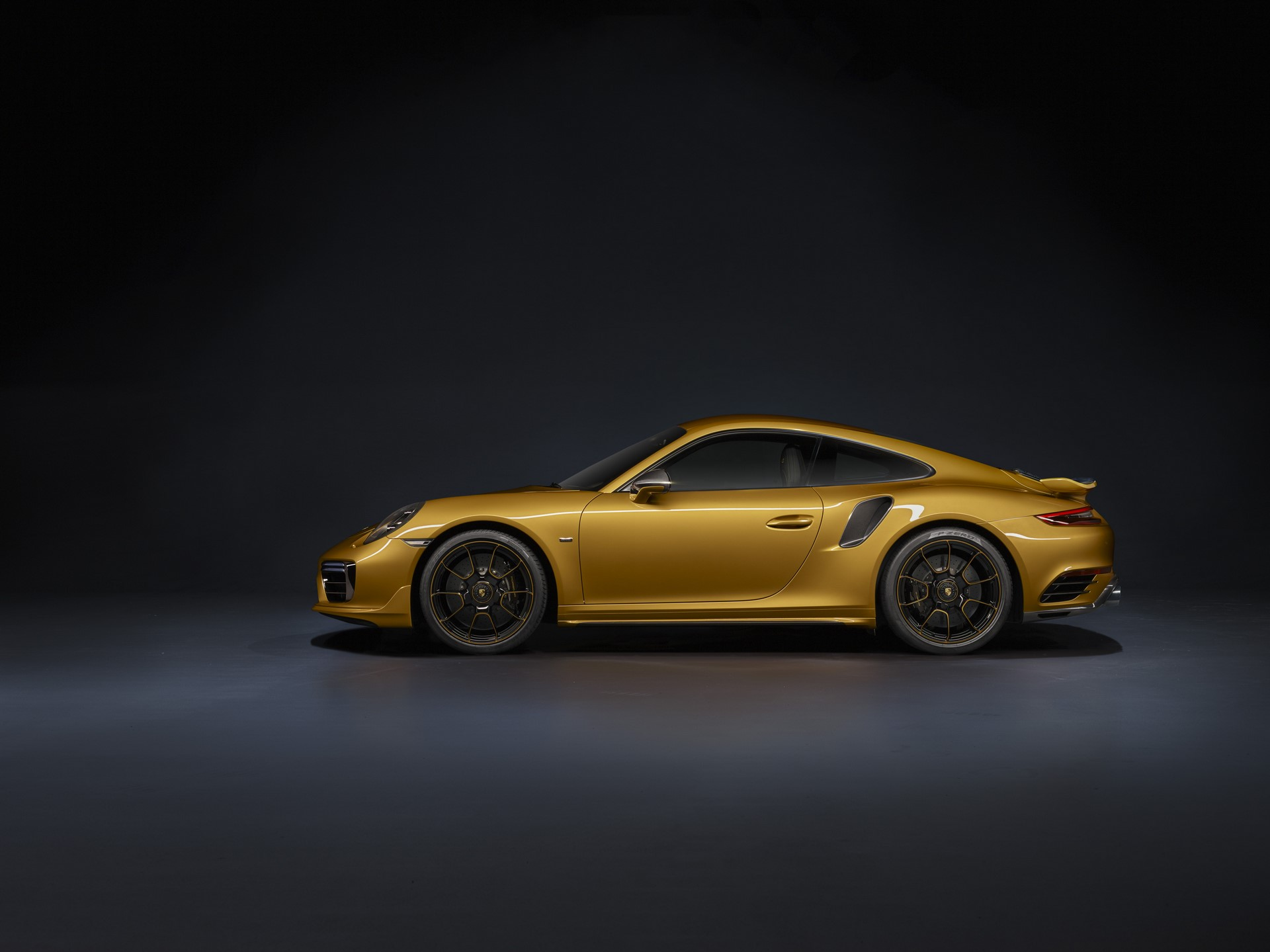 Porsche 911 Turbo S Exclusive Series (4)