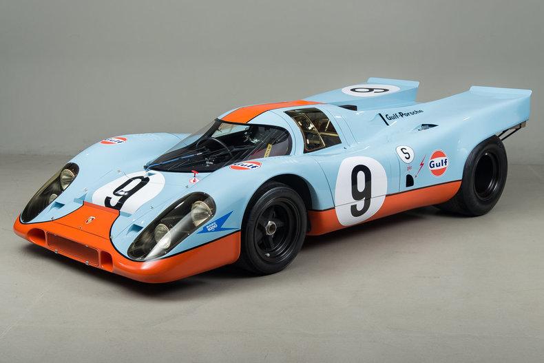 Porsche 917K -