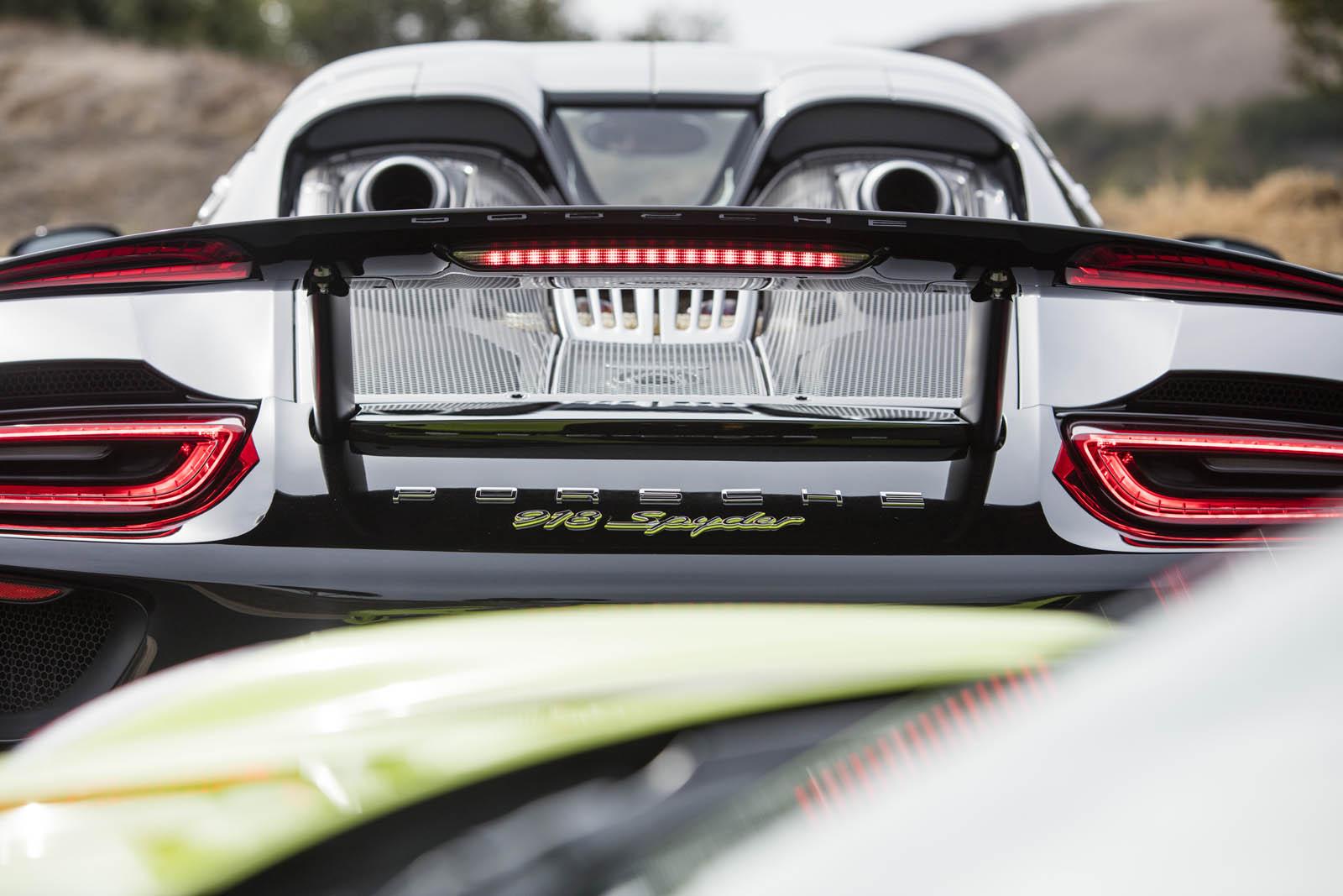 20__ Porsche 918 20 copy