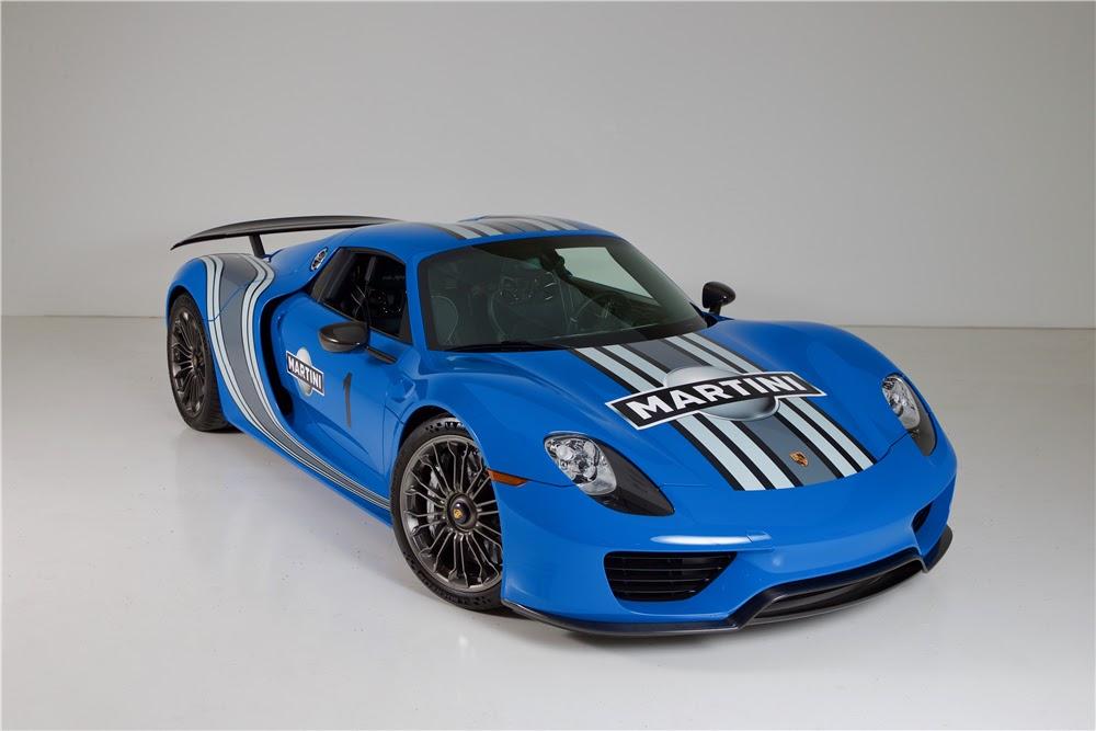 Barrett-Jackson-Porsche-918-Spyder-1