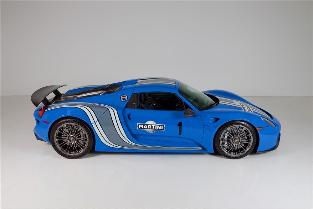 Barrett-Jackson-Porsche-918-Spyder-6