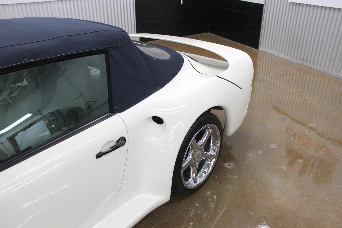Porsche 959 Cabriolet replica (10)