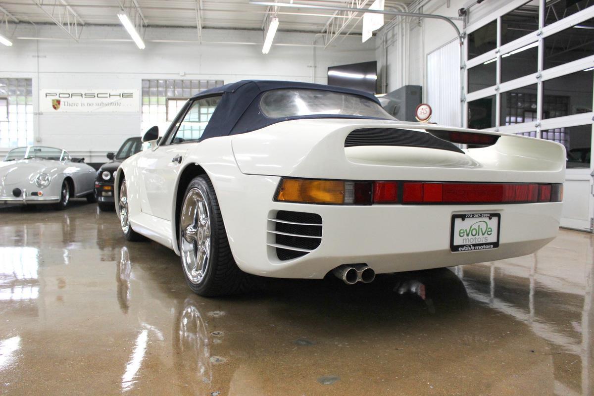 Porsche 959 Cabriolet replica (14)