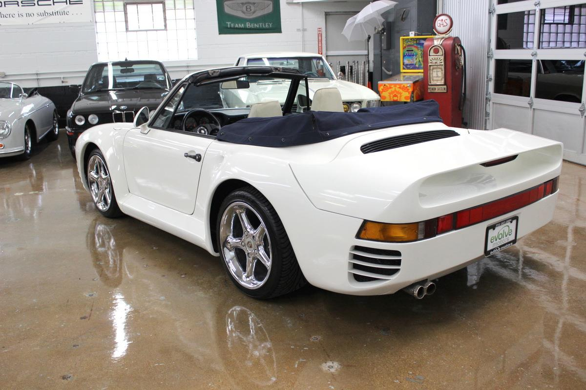 Porsche 959 Cabriolet replica (15)