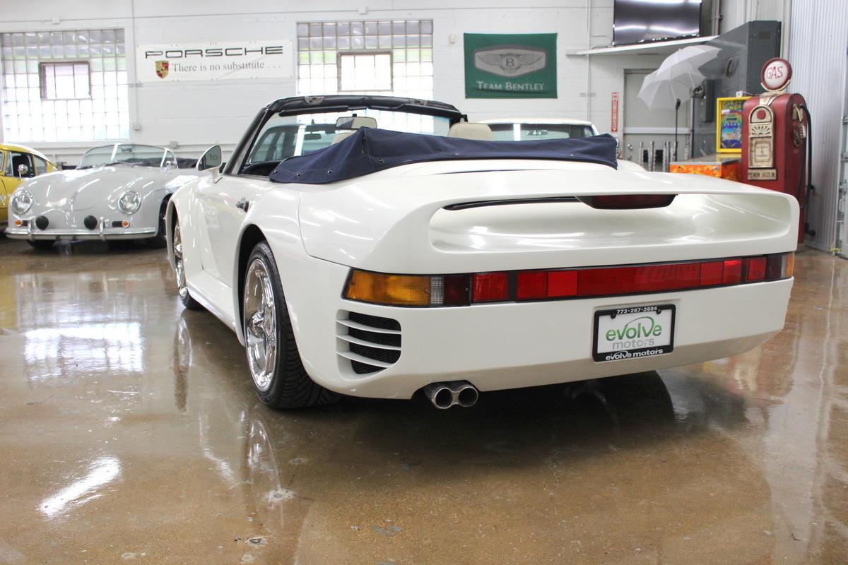 Porsche 959 Cabriolet replica (16)