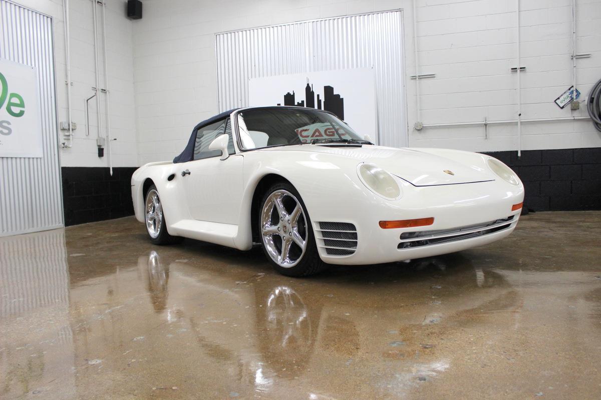Porsche 959 Cabriolet replica (26)