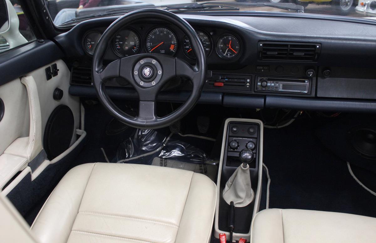 Porsche 959 Cabriolet replica (35)