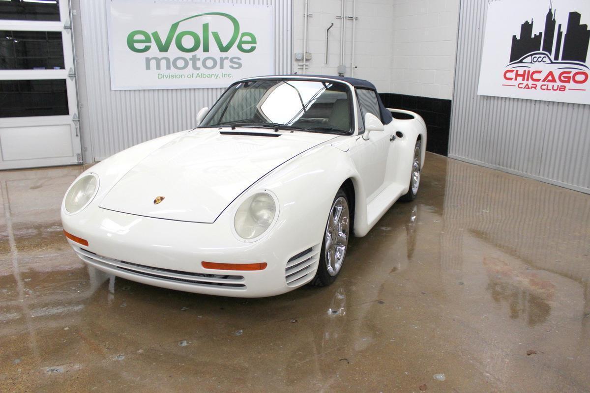 Porsche 959 Cabriolet replica (4)
