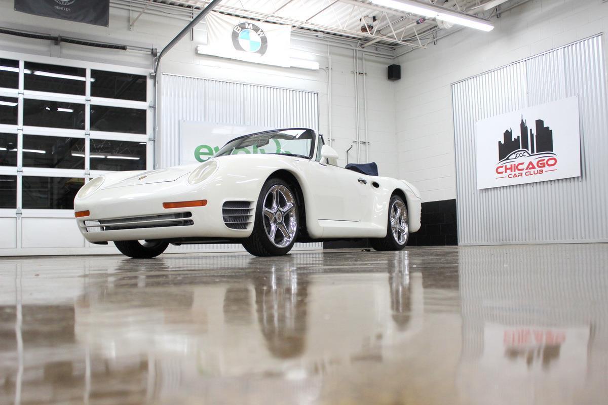 Porsche 959 Cabriolet replica (5)