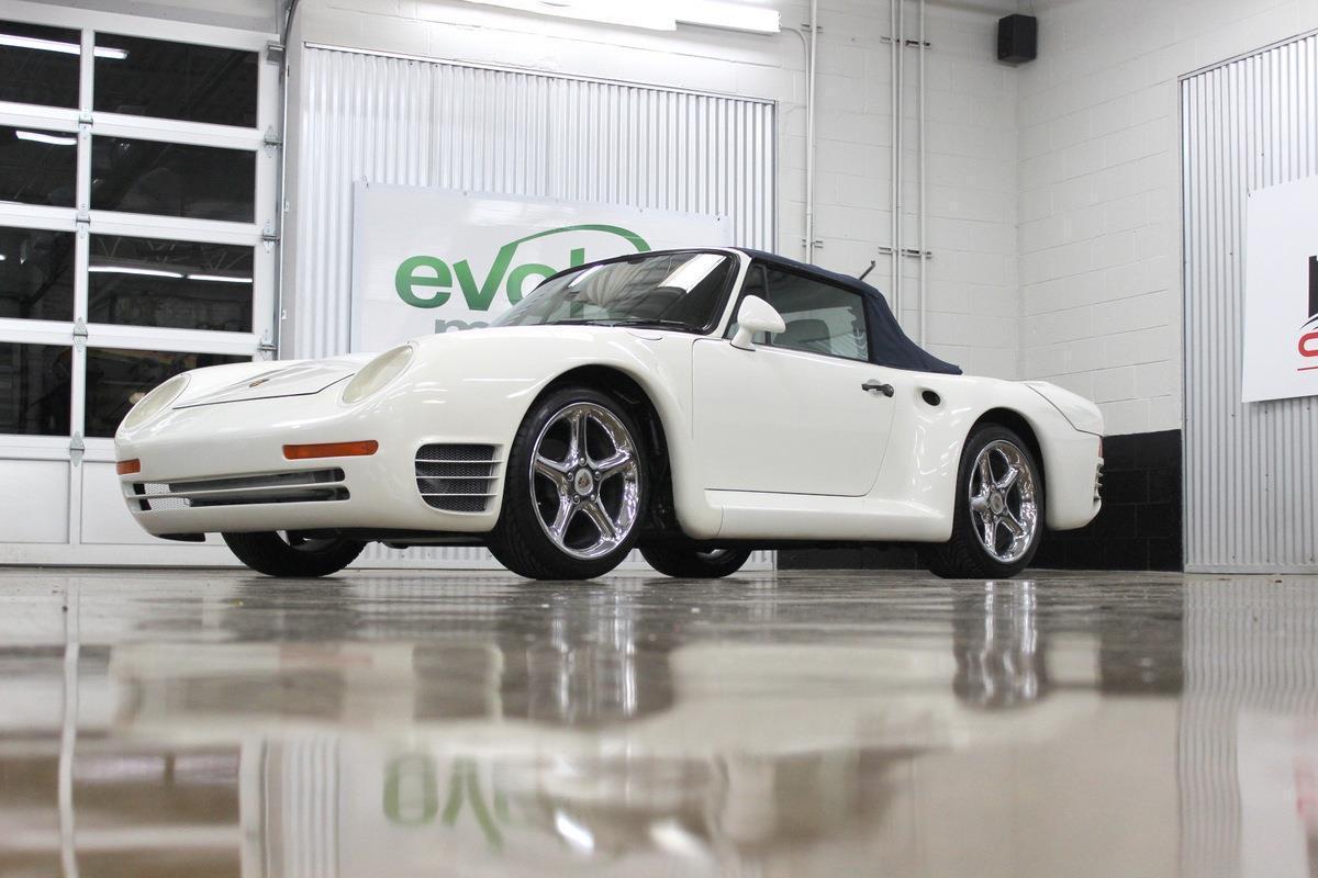 Porsche 959 Cabriolet replica (6)