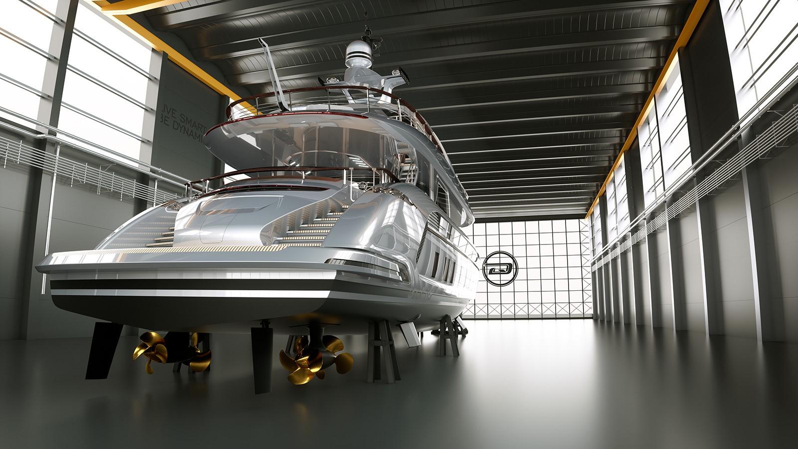 dynamiq-yacht-gtt-115-hybrid-hintenansicht-1