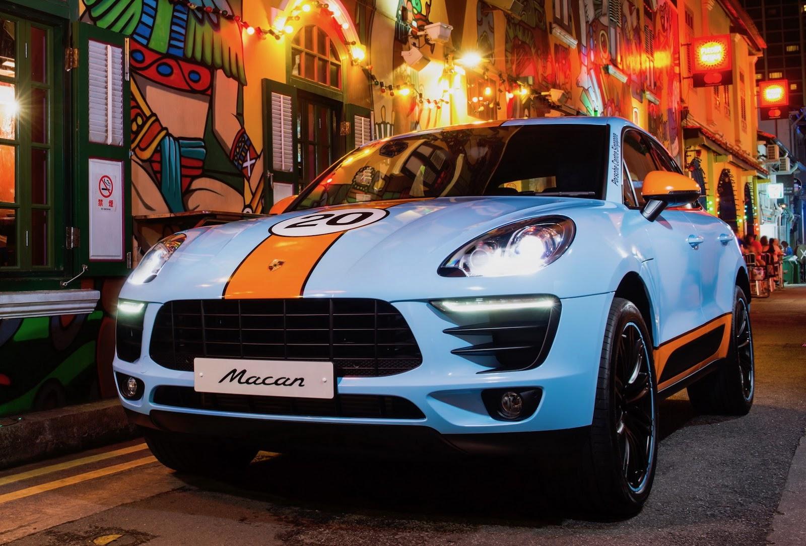 Porsche Macan Classic Racing Liveries (2)