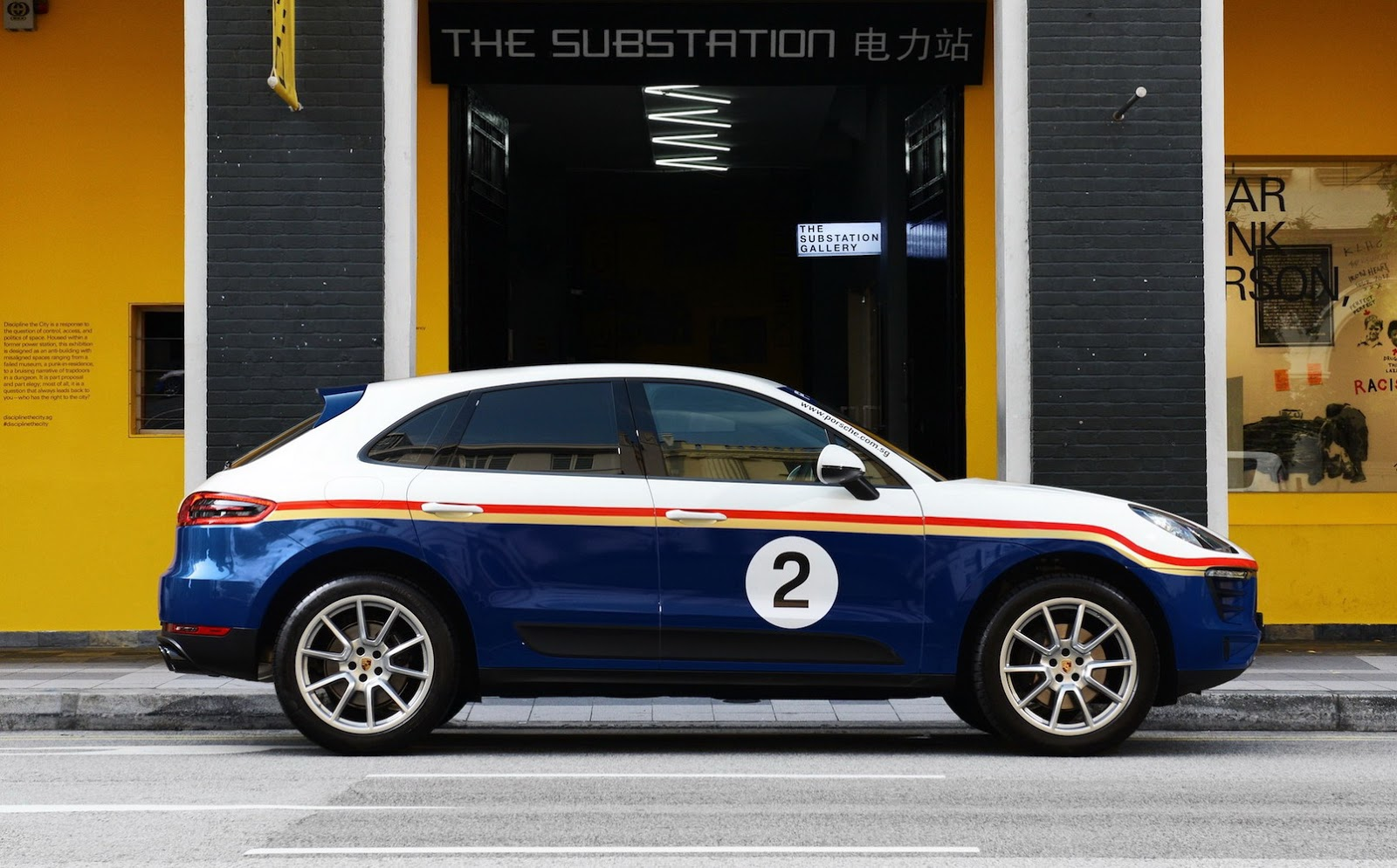Porsche Macan Classic Racing Liveries (4)