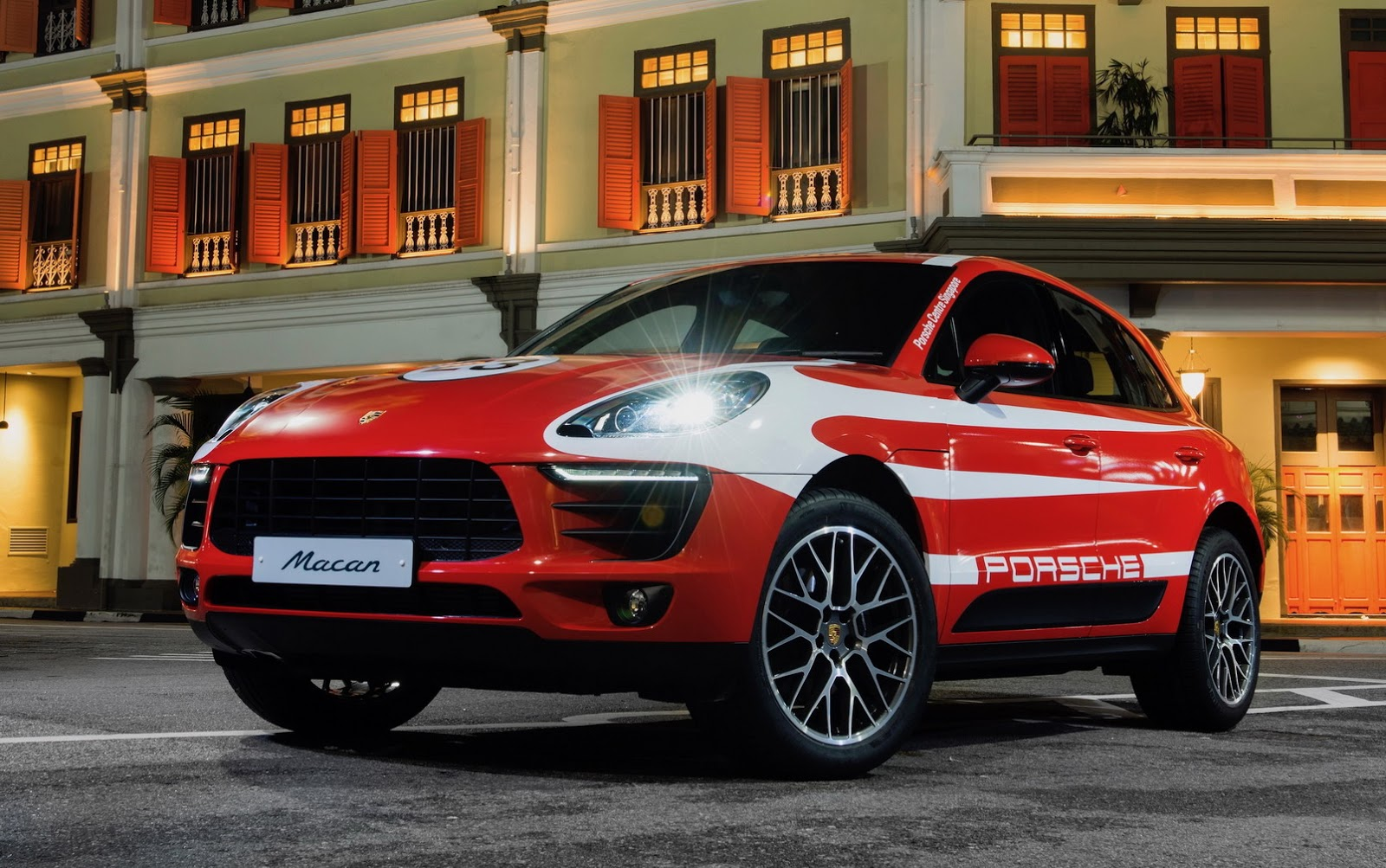 Porsche Macan Classic Racing Liveries (6)