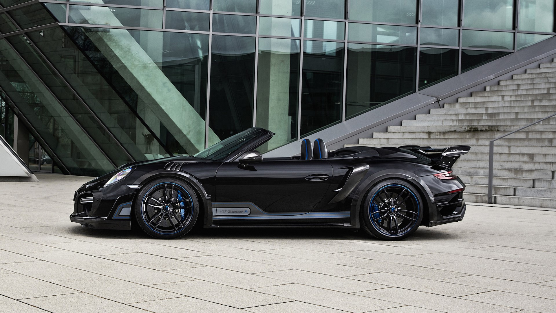 Porshce 911 Turbo Cabriolet by Techart (2)