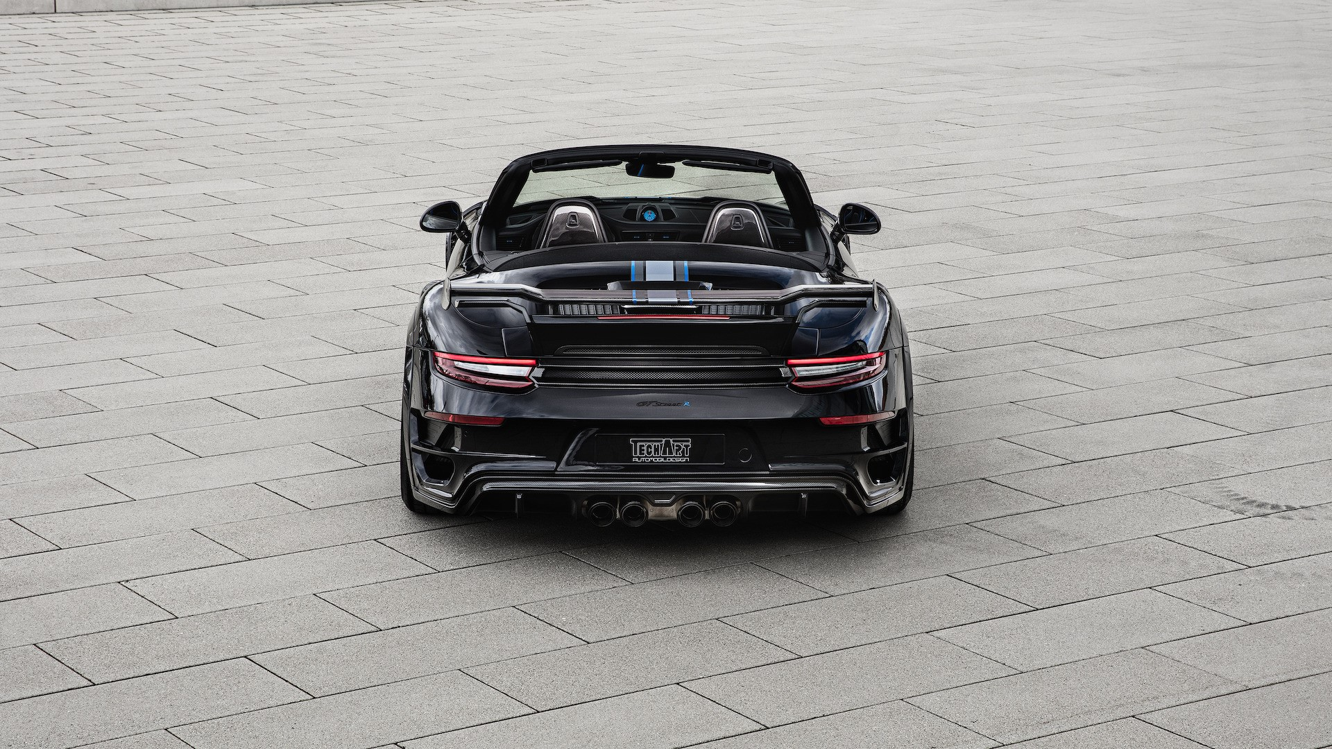 Porshce 911 Turbo Cabriolet by Techart (4)