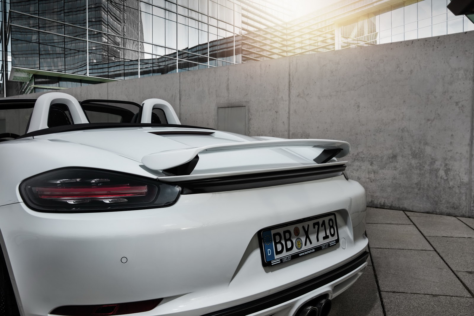 Porshe 718 Cayman and Boxster by TechArt (10)