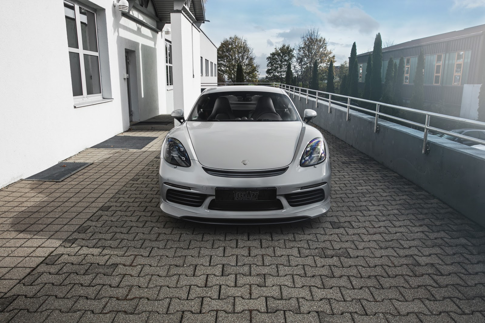 Porshe 718 Cayman and Boxster by TechArt (4)