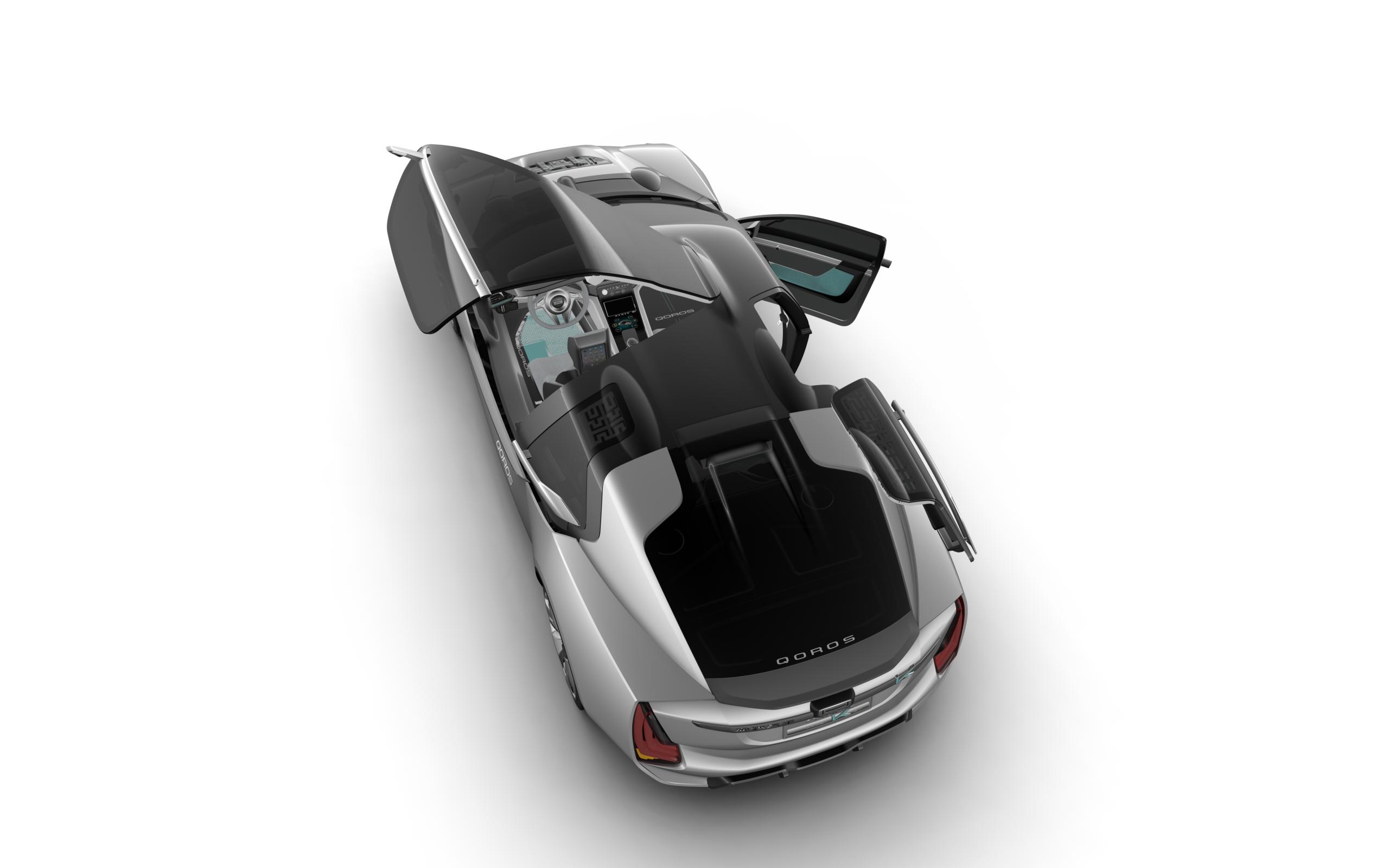 Qoros-K-EV-1