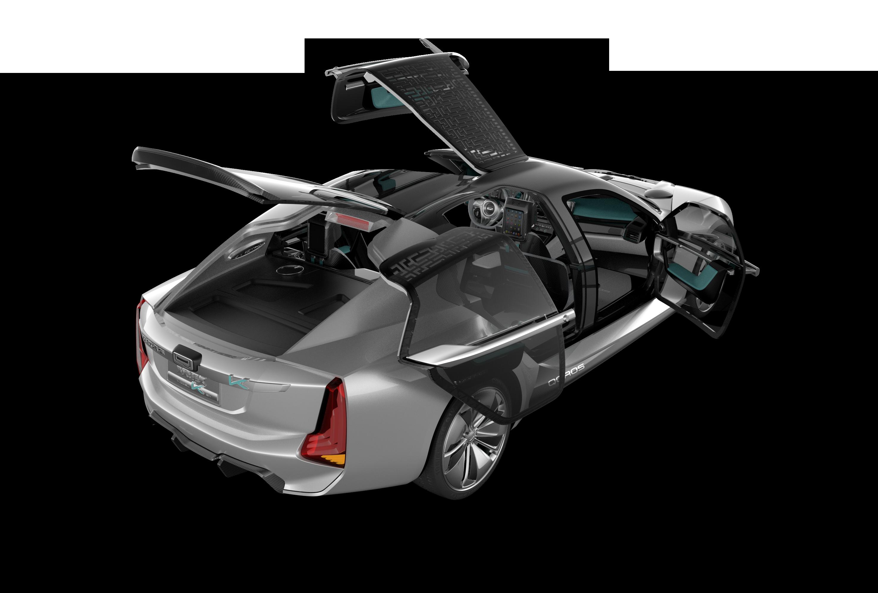 Qoros-K-EV-2