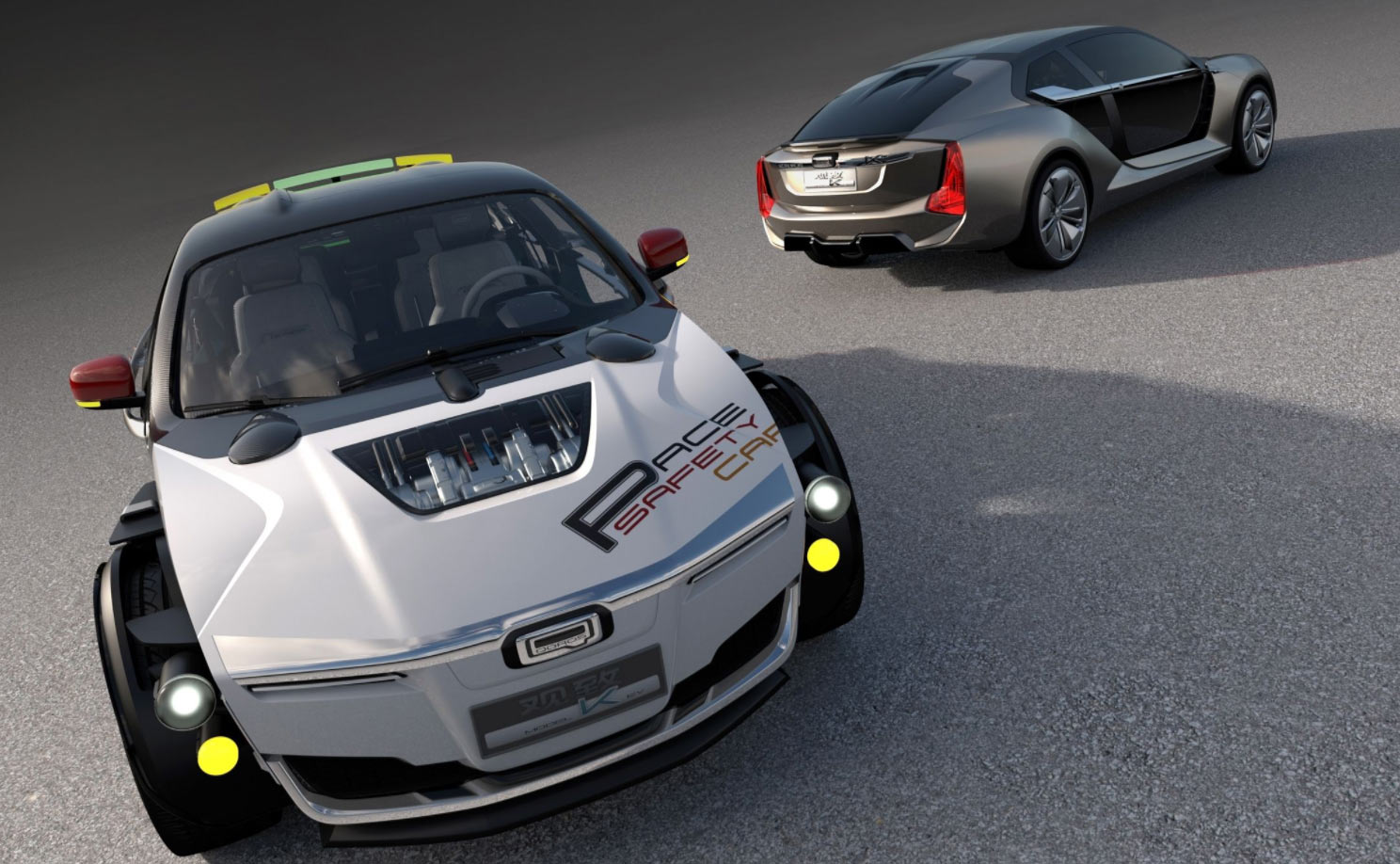 Qoros K-EV concept (1)