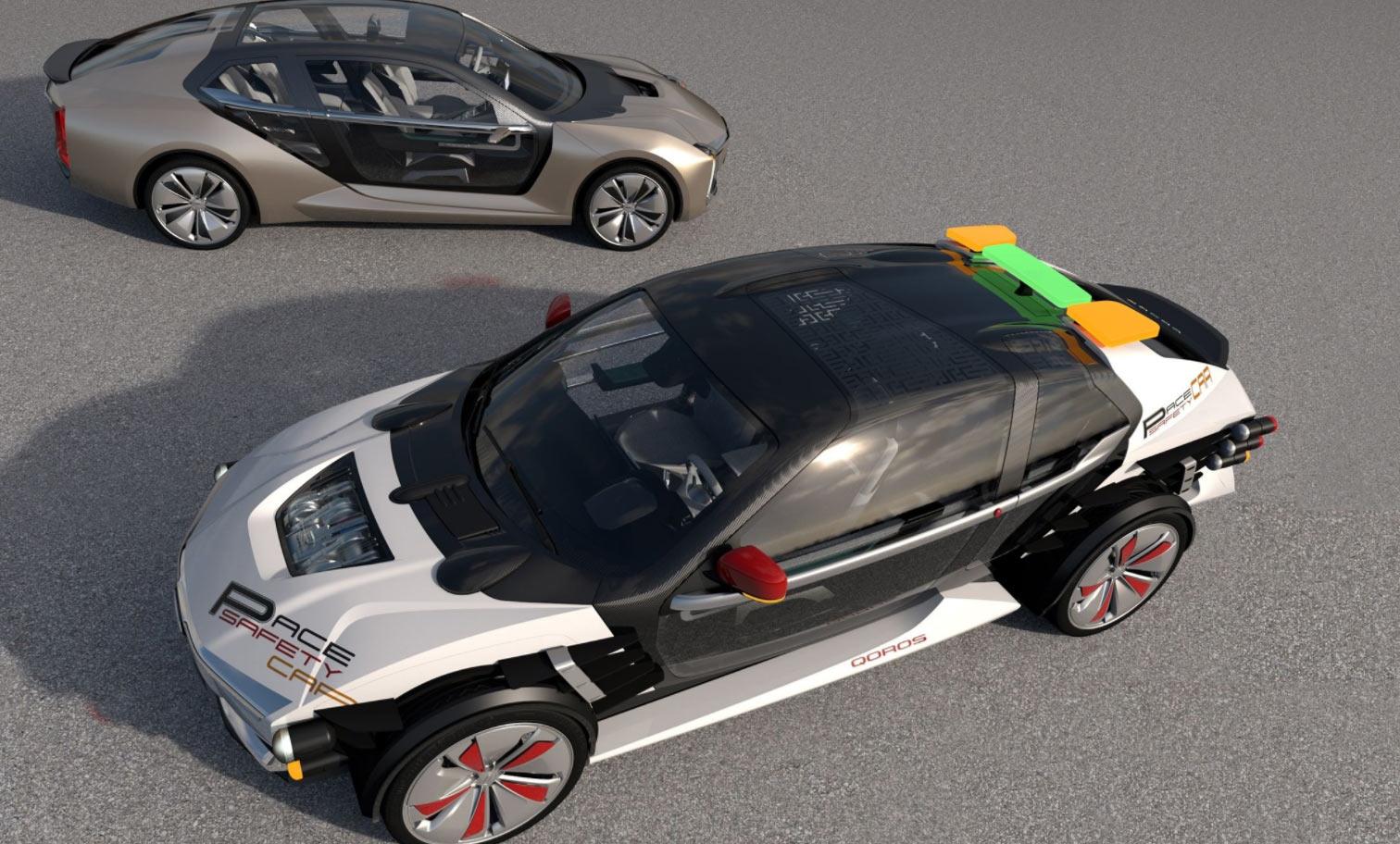 Qoros K-EV concept (2)