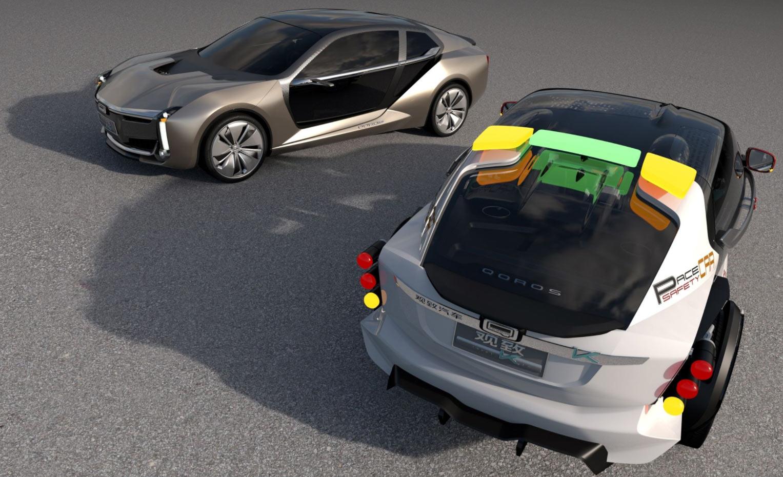 Qoros K-EV concept (3)